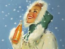 Snow and Orange Drink